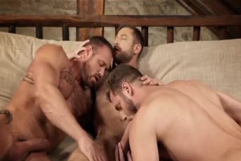 pumped up 3some bare And Creampie