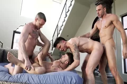 Join The Sweaty All-Star orgy Part 1