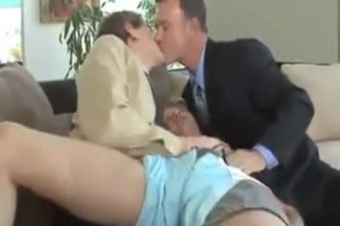 twinks 3some With Estate Agent.